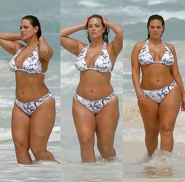 Девушки, которым противопоказана диета (25 фото)