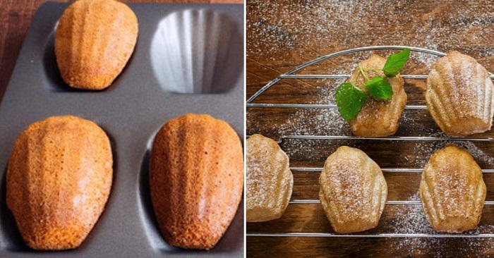 Хитро молчу и достаю ванильный сахар. За 15 минут пеку французкое печенье «Мадлен».